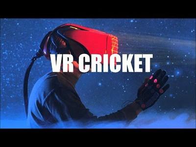 VR Cricket