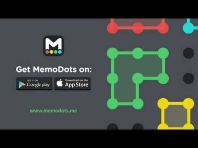 MemoDots - Connect the Dots