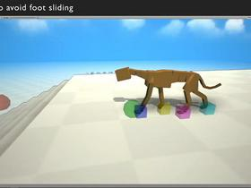 Quadruped Animation