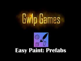 EasyPaint: Prefabs