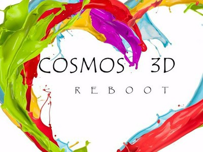 Cosmos3D - Reboot