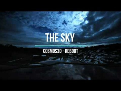 Cosmos3D - The Sky