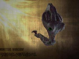 Worm Alien