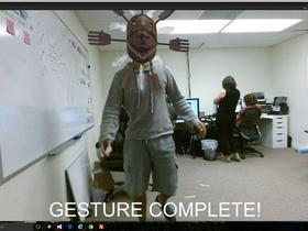 Kinect Virtual Wardrobe