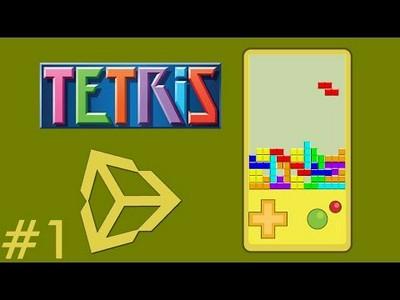 Unity3D: Tetris