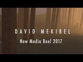 David Mekibel New Media Reel