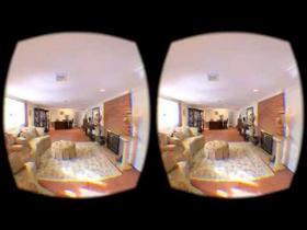 Oculus Rift 3D Scan Walkthrough
