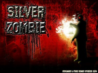 Silver Zombie