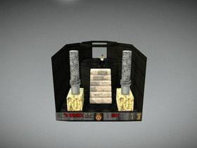 diorama  DOOM
