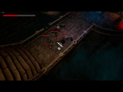 Top Down Hack and Slash Demo