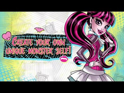 Monster High - New Ghoul in School