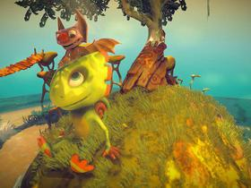 Yooka-Laylee - Enjoying the View