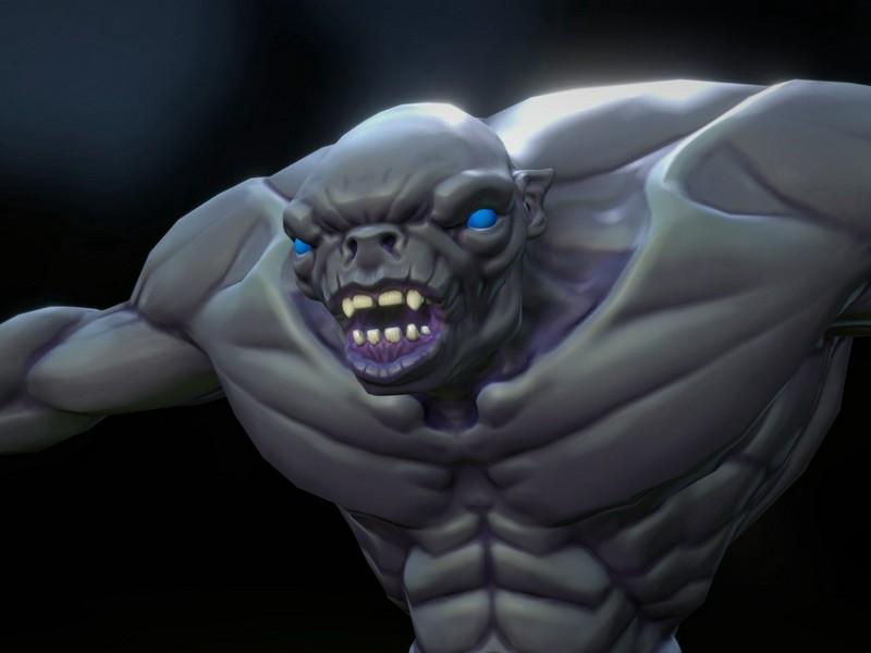 Dark Rift Characters