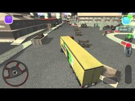 Truck Sim 3D Parking Simulator