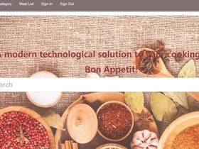 Bon Appetit - Final Project INFO 343