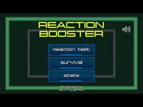 Reaction Booster