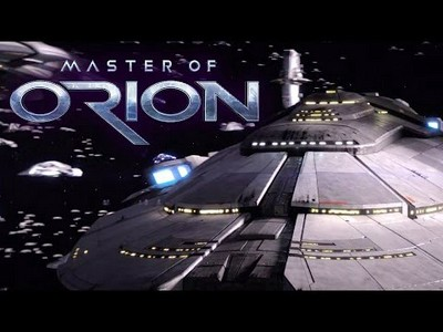 Master of Orion - Conquer the stars