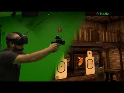 Three Gun Shoot VR