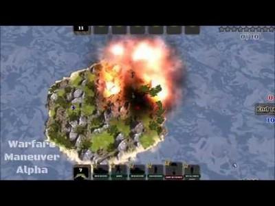 Warfare Manuver