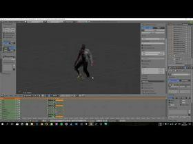 3D Humanoid Animations