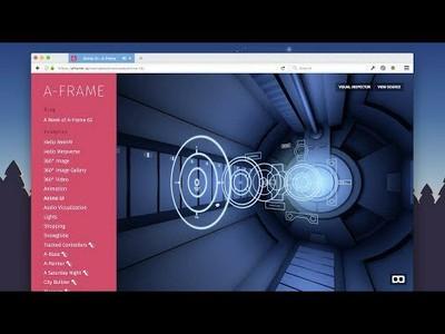 Mozilla VR (WebVR/A-Frame/Firefox)