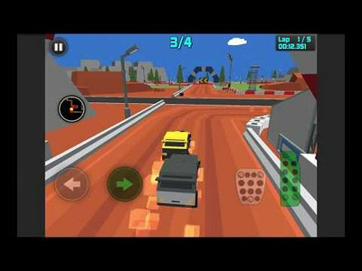 Block Craft Racing