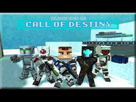 Block Gun 3D: Call of Destiny