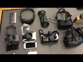Multiplayer AR/VR