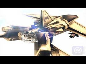Transformers Aircraft 3d modell