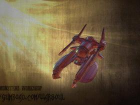 Star Valor : Ship Concept 8