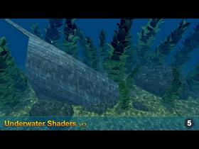 Underwater Shaders
