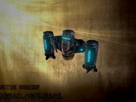 KSP Mod : MaErDa : Executor Engine 3