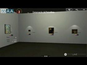 Online Virtual Gallery