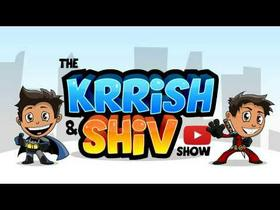 Krish and Shiv