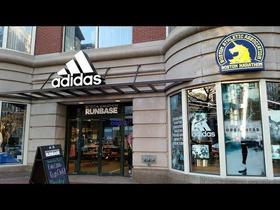 Adidas Runbase Interactive Wall