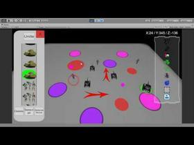 Simple map editor