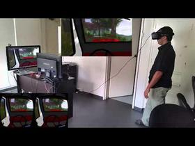 Oculus + Kinect