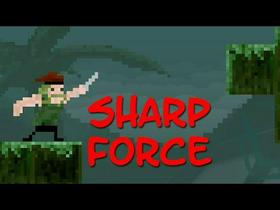SharpForce 2D Run 'N' Gun Tutorial Project