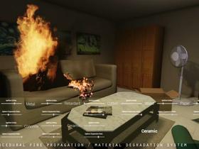 Fire Propagation in Unreal 4