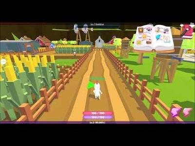 Toon World - Upcoming MMORPG