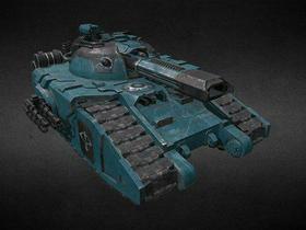 Warhammer 40k Fanarts