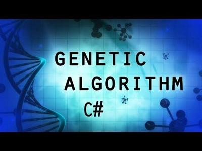 Genetic Algorithm in C#