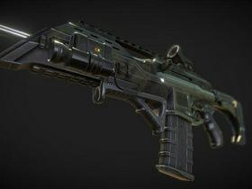 Assault Rifle Mk4