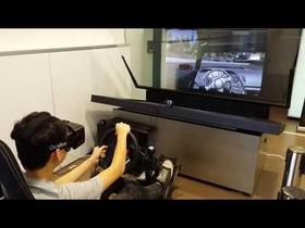 Virtual Car Racing
