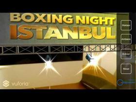 Boxing Night Istanbul AR Promo