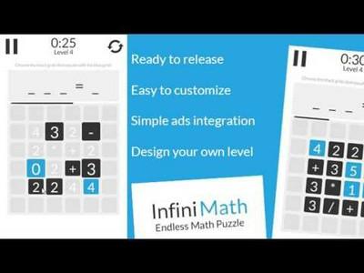 InfiniMath - Asset Store