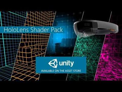 HoloLens Shader Pack