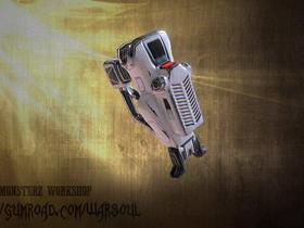 KSP : MaErDa : Engine Leg 1 : Concept