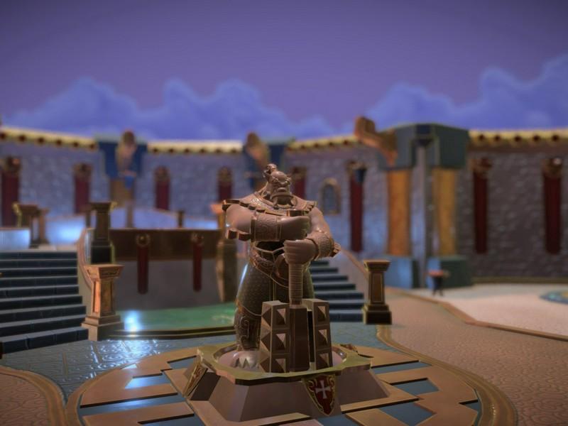 Heroes of the Storm - Pandaren Environment
