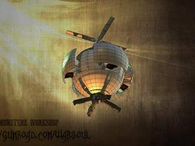 BastarZ BattleZ : Drone Concept 1